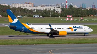 VQ-BYO - Boeing 737-9GPER - Azur Air
