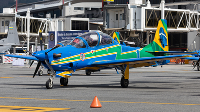 FAB5965 - Embraer A-29B Super Tucano - Brazil - Air Force