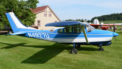 N4927U - Cessna 210E Centurion - Private