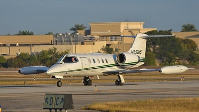 N352HS - Gates Learjet 35A - Critical Care Services