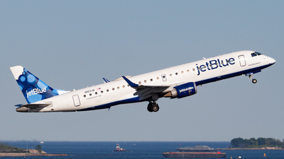 N183JB - Embraer 190-100IGW - jetBlue Airways