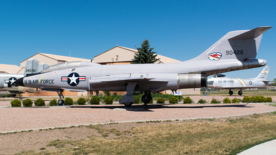 59-0426 - McDonnell F-101B Voodoo - United States - US Air Force (USAF)