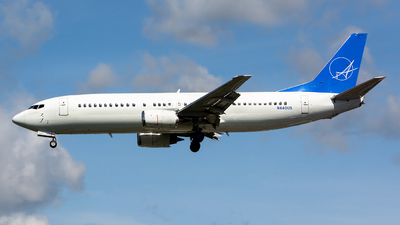 N440US - Boeing 737-4B7 - iAero Airways
