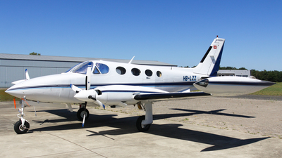 HB-LZZ - Cessna 340A - Private