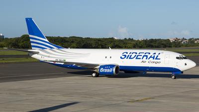 PR-SDJ - Boeing 737-4Y0(SF) - Sideral Air Cargo