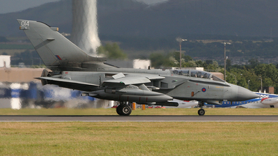 ZA405 - Panavia Tornado GR.4A - United Kingdom - Royal Air Force (RAF)