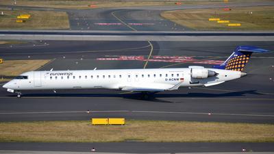 D-ACNW - Bombardier CRJ-900 - Eurowings