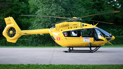 I-SWRS - Airbus Helicopters H145 - Babcock Italia