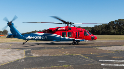 VH-UHS - Sikorsky UH-60A Blackhawk - Aerotech Australasia