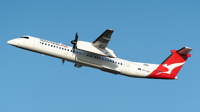 VH-LQH - Bombardier Dash 8-Q402 - QantasLink (Sunstate Airlines)