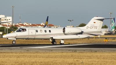 D-CFTG - Bombardier Learjet 35A - Quick Air Jet Charter