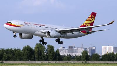 B-6116 - Airbus A330-243 - Hainan Airlines