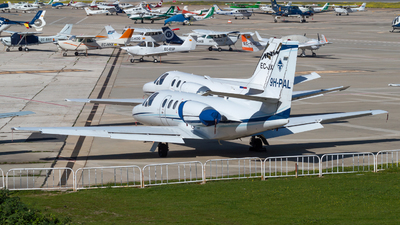9H-PAL - Cessna 550B Citation Bravo - Private