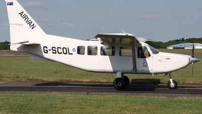 A picture of GSCOL - Gippsland GA8 Airvan - [GA805088] - © Terry Wade