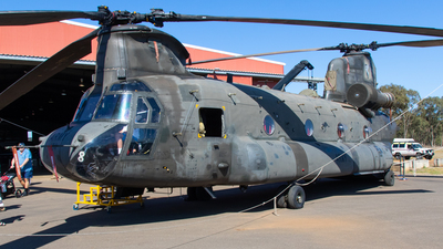 A15-104 - Boeing CH-47D Chinook - Australia - Army