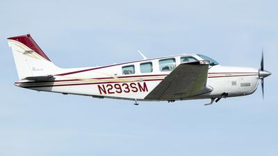N293SM - Beechcraft B36TC Bonanza - Private