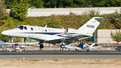 N53NW - Cessna 525B CitationJet 3 - Private