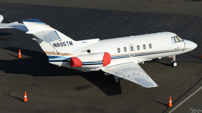 N895TM - Hawker Beechcraft 800XP - Private