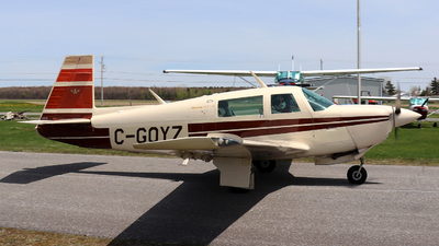 C-GOYZ - Mooney M20J-201LM - Private