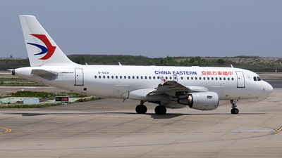 A picture of B6431 - Airbus A319115 - China Eastern Airlines - © XPHNGB