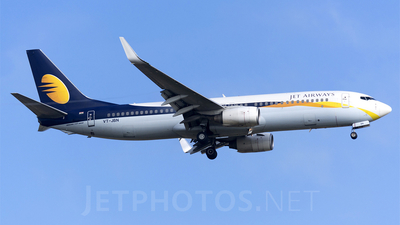 VT-JBN - Boeing 737-86N - Jet Airways