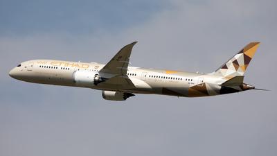 A6-BNA - Boeing 787-9 Dreamliner - Etihad Airways