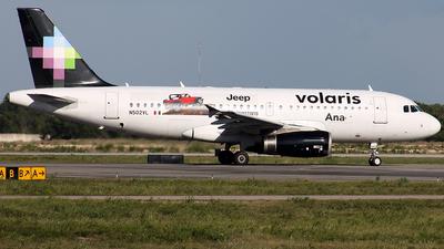 N502VL - Airbus A319-132 - Volaris
