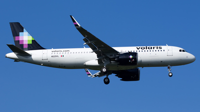 N529VL - Airbus A320-271N - Volaris
