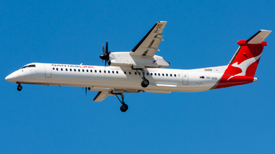 VH-QOD - Bombardier Dash 8-Q402 - QantasLink (Sunstate Airlines)