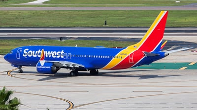 N8718Q - Boeing 737-8 MAX - Southwest Airlines