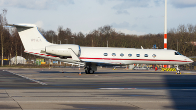 N91LA - Gulfstream G550 - Private