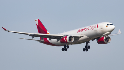 A picture of N335QT - Airbus A330243F - Avianca Cargo - © Kevin Schaaser