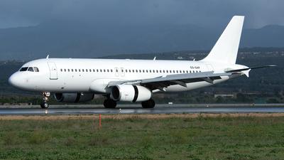 ES-SAP - Airbus A320-232 - SmartLynx Estonia