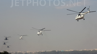 220 - Mil Mi-17 Hip - Bangladesh - Air Force