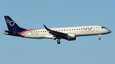 D-AZFB - Embraer 190-100LR - EGO Airways