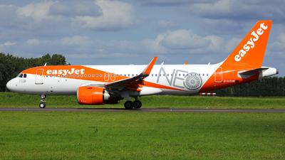 G-UZHB - Airbus A320-251N - easyJet