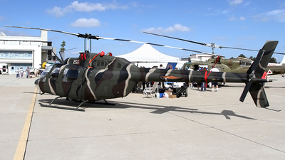 N58WR - Bell OH-58C Kiowa - Private