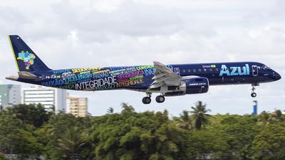 PR-PJN - Embraer 190-400STD - Azul Linhas Aéreas Brasileiras