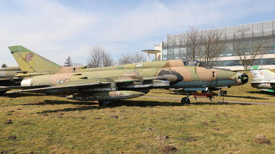 3005 - Sukhoi Su-22M4 Fitter K - Poland - Air Force