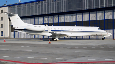 RA-02786 - Embraer ERJ-135BJ Legacy 600 - Premier Avia