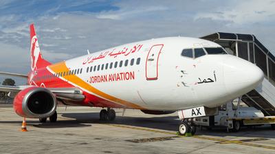 A picture of JYJAX - Boeing 737322 - [23955] - © Eyal Zarrad