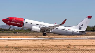 EI-DYT - Boeing 737-8AS - Ryanair