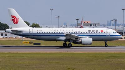 B-6610 - Airbus A320-214 - Air China