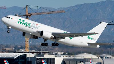 N773AX - Boeing 767-281(BDSF) - Mas Air