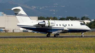 VP-BEJ - Bombardier CL-600-2B16 Challenger 601-3A - Private