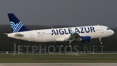 D-ABDR - Airbus A320-214 - Aigle Azur