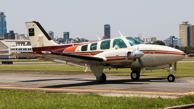 PT-OJB - Beechcraft 58 Baron - Private