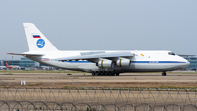 RA-82038 - Antonov An-124-100 Ruslan - Russia - 224th Flight Unit State Airline
