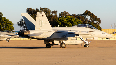 169146 - Boeing EA-18G Growler  - United States - US Navy (USN)