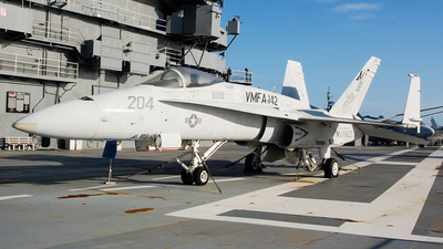 162435 - McDonnell Douglas F/A-18A Hornet - United States - US Navy (USN)